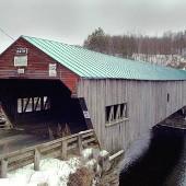 Bath Bridge (Covered Bridge #28)
