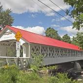 Ashuelot Bridge (Covered Bride Number #1)