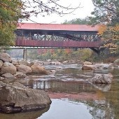 Bartlett Bridge (Covered Bridge #50)