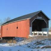 Carleton Bridge (Covered Bridge #7)