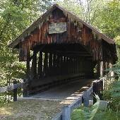 Blacksmith Shopp Bridge (Covered Bridge #21)
